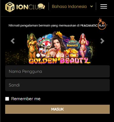 Login-ION-Casino-Mobile